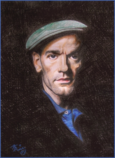 Michael Stipe by -Missi-